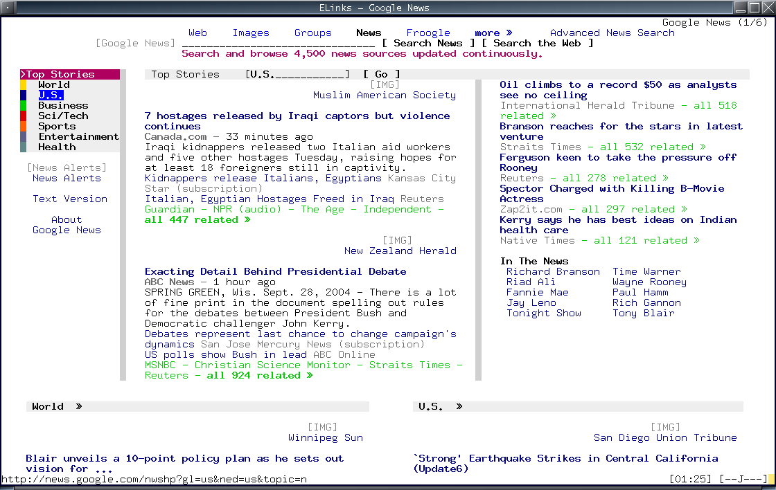 irclog2html for #debian on 20050118